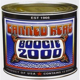 CD Canned Heat : Boogie 2000