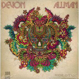 CD Devon Allman : Tride Or Die