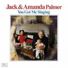 CD Amanda & Jack Palmer : You Got Me Singing