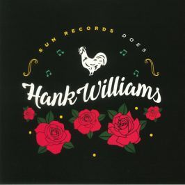 Hank Williams : Sun Records Does Hank Williams / Tribute LP