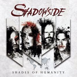 CD Shadowside : Shades Of Humanity