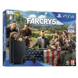 Sony PlayStation 4 Slim - 1TB + Far Cry 5