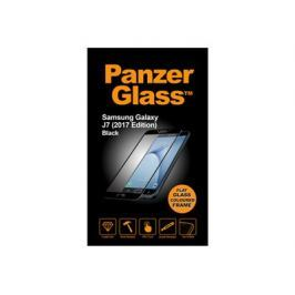 PANZERGLASS_4411 PanzerGlass Samsung Galaxy J7 2017, černé sklo