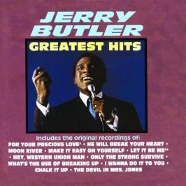 CD Jerry Butler : Greatest Hits