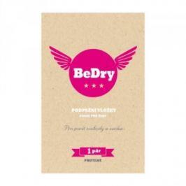 Ostatní Pratelné podpažní vložky pro ženy BeDry 1 pár bílé