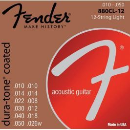Fender 073-0880-312 880CL-12 Gauges.10-.50