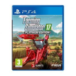 Focus Home Interactive PS4 - Farming Simulator 17 - Platinum Edition