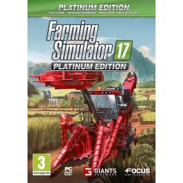 COMGAD Farming Simulator 17 - Platinum Edition
