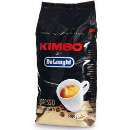 DeLonghi Káva  Kimbo 100% Arabica 1kg zrnková