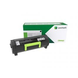 Lexmark CS/CX417 Black Toner Cartridge High Return - 6 000 stran