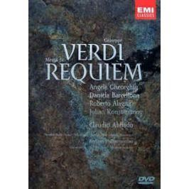 DVD  - VERDI - ABBADO / REQUIEM
