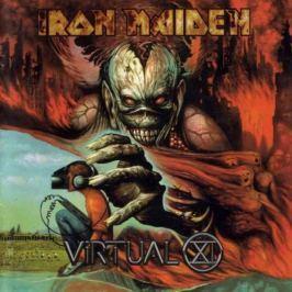 CD Iron Maiden : Virtual XI