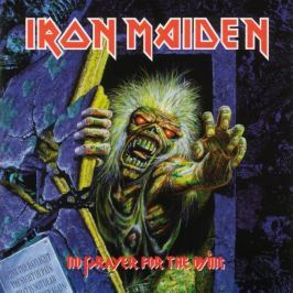 CD Iron Maiden : No Prayer For The Dying