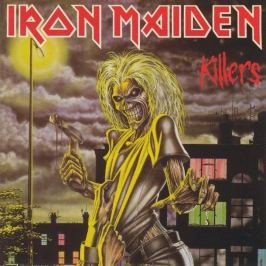 CD Iron Maiden : Killers