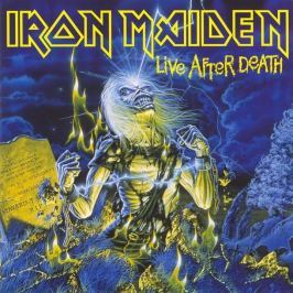CD Iron Maiden : Live After Death