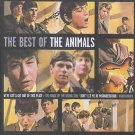 CD Animals : Best Of The Animals