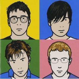 CD Blur : Blur (Best Of)