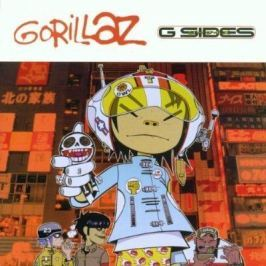 CD Gorillaz : G-Sides