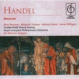 CD Handel - Sargent / Mesias