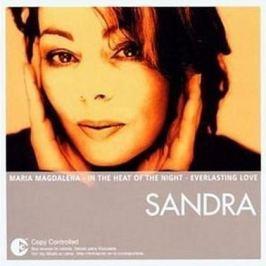 CD Sandra : The Essential