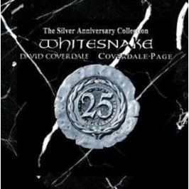 CD Whitesnake : The Silver Anniversary Collection