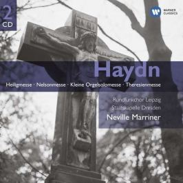 CD Haydn - Marriner - Mše