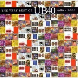 CD UB40 : Very Best Of UB40 1980 - 2000