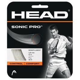 Head Tenisový výplet  Sonic Pro White (12 m), 1,25 mm