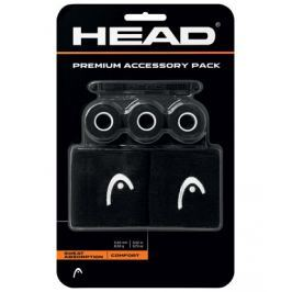 Head Sada doplňků  Premium Accessory Pack Black