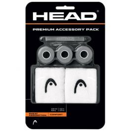 Head Sada doplňků  Premium Accessory Pack Grey