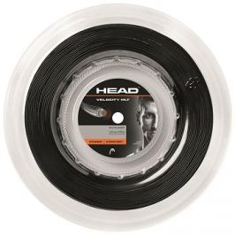 Head Tenisový výplet  Velocity (200 m), černá, 1,25 mm