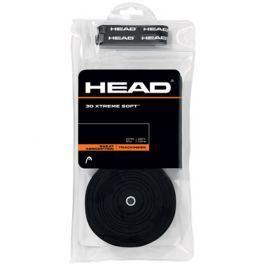 Head Omotávka na rakety vrchní  Xtreme Soft Black (30 ks)