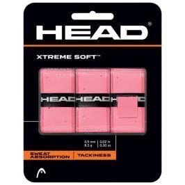 Head Omotávka na rakety vrchní  Xtreme Soft Pink (3 ks)