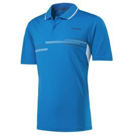 Head Pánské tričko  Club Technical Polo Blue, S