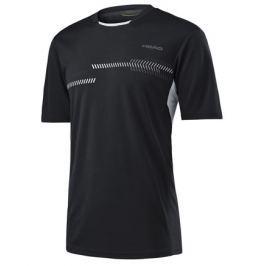 Head Pánské tričko  Club Technical Black, M