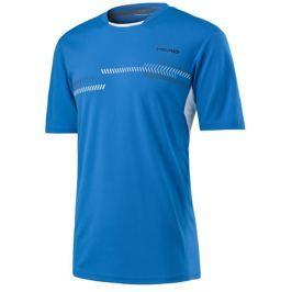 Head Pánské tričko  Club Technical Blue, M