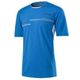 Head Dětské tričko  Club Technical Blue, 140 cm