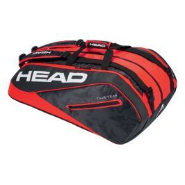 Head Taška na rakety  Tour Team Monstercombi 12R Black/Red