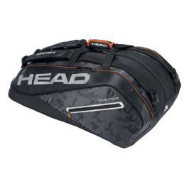 Head Taška na rakety  Tour Team Monstercombi 12R Black/Silver
