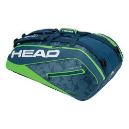 Head Taška na rakety  Tour Team Monstercombi 12R Navy/Green