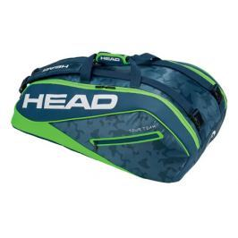 Head Taška na rakety  Tour Team Supercombi 9R Navy/Green