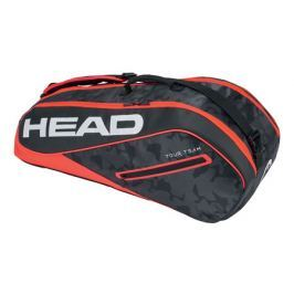 Head Taška na rakety  Tour Team Combi 6R Black/Red
