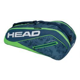 Head Taška na rakety  Tour Team Combi 6R Navy/Green