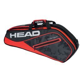 Head Taška na rakety  Tour Team Pro 3R Black/Red