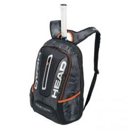 Head Batoh na rakety  Tour Team Backpack Black/Silver