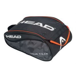 Head Taška na obuv  Tour Team Shoe Bag Black/Silver