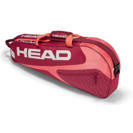 Head Taška na rakety  Elite Pro 3R Red/Pink