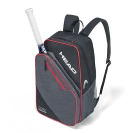 Head Batoh na rakety  Core Backpack Black/Silver
