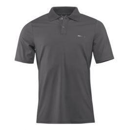 Head Pánské tričko  Perfomance Polo Plain Anthracite, M