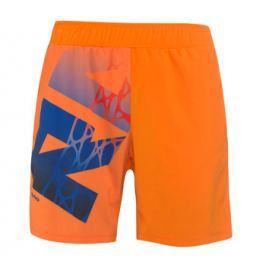 Head Pánské šortky  Radical Orange, M
